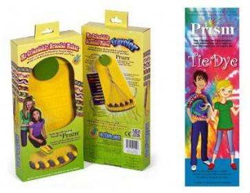 My Friendship Bracelet Maker And Tie Dye Threads Package