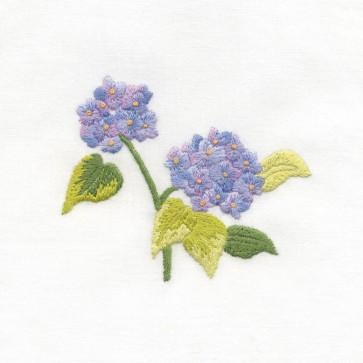 DMC Beginners Embroidery Kit - Buddleia - TB033C