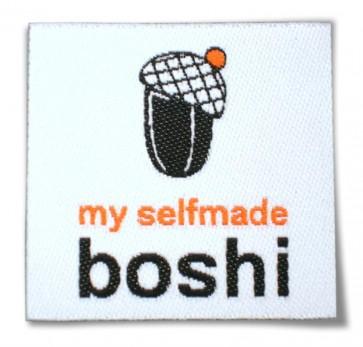 DMC Myboshi Beanie Hat Labels - U1779L
