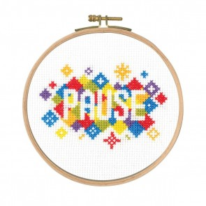 DMC Counted Cross Stitch Kit - Pause