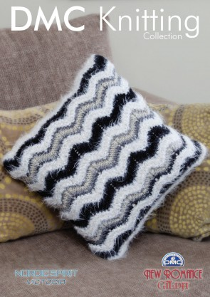 Cushion Cover Knitting Pattern