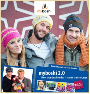 DMC Myboshi Crochet Book 2.0 - 15108/2
