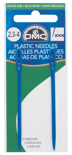DMC Plastic Needles Suitable For Children