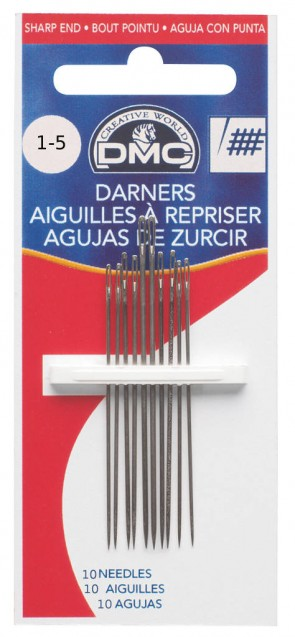 DMC Size 1-5 Darning Needles