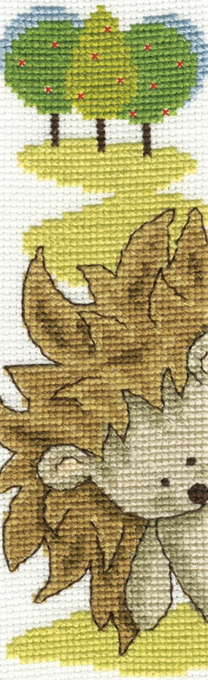 DMC Cross Stitch Kit - The Fabulous Forest - Looking Out