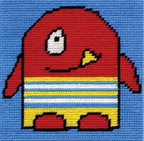 DMC Childrens Tapestry Kit - Stripe - C061K