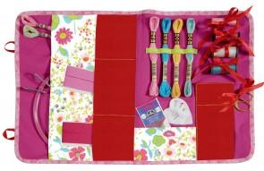 DMC Sewing Kit - Handwork Storage Pouch