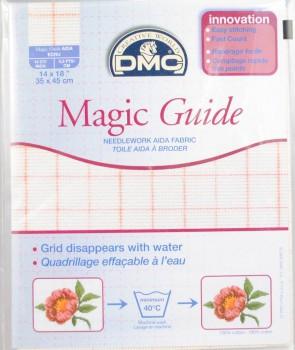 14 Count Magic Guide 14x18 Inches (35x45cm) - Ecru - DC27MG